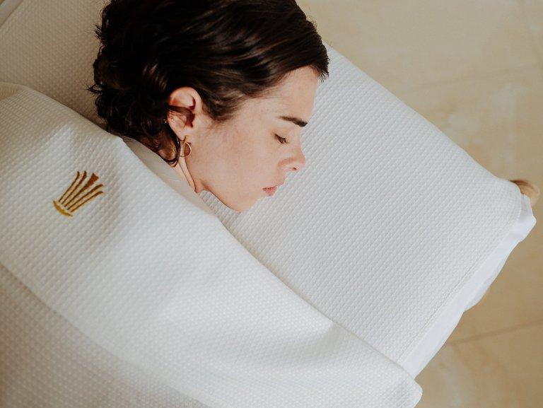 Helena – klasická masáž tváre