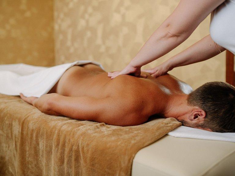 LOMI-LOMI havajská masáž