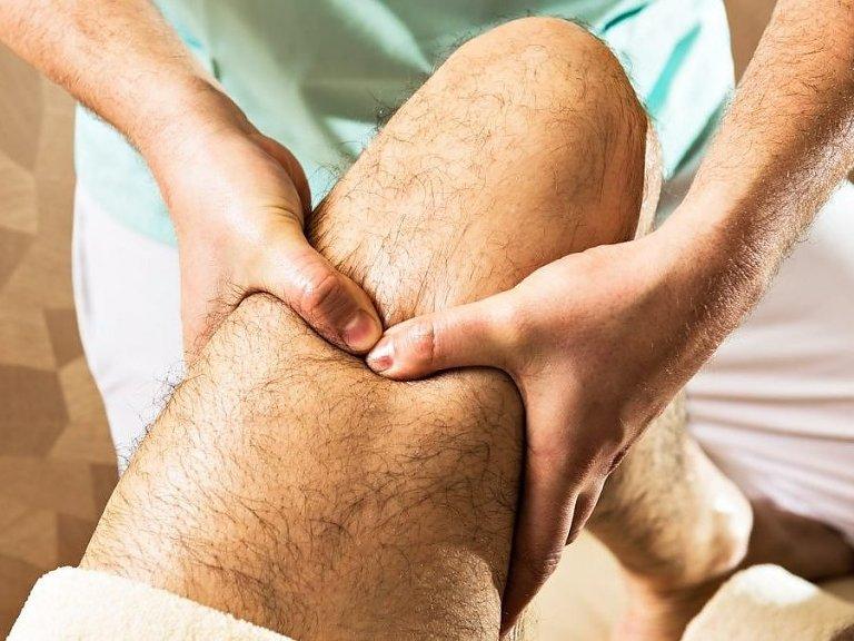 Herakles – športová masáž nôh